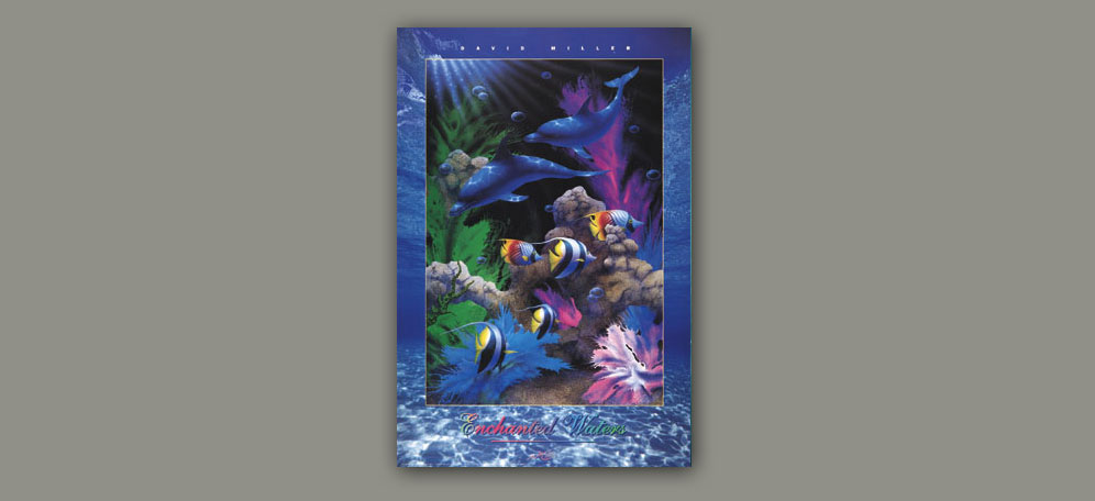 Enchanted Waters Poster