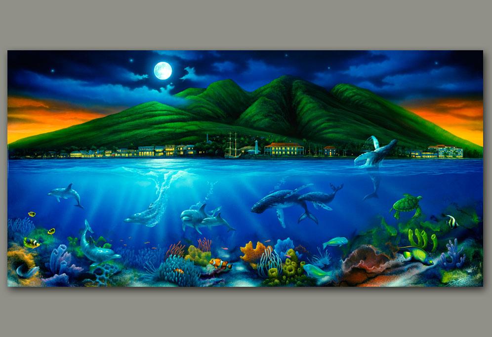 tuna Ocean Sea Underwater Fish Fishes Wallpapers HD